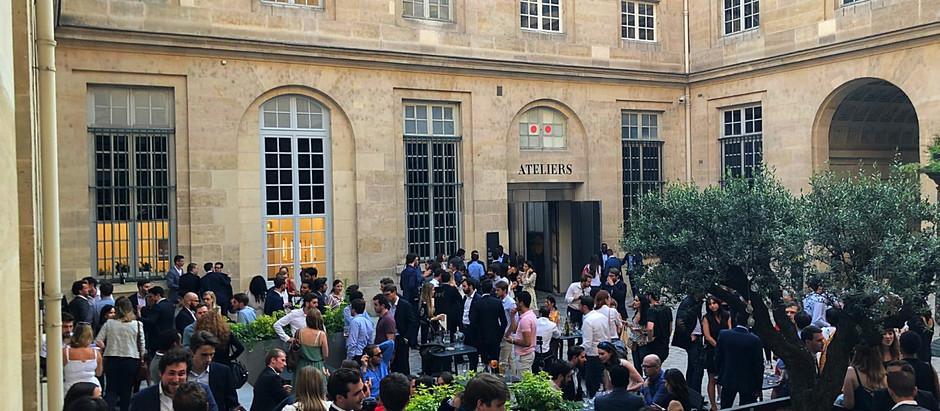 Afterwork Comptoir de l'Immobilier à l'Hôtel de la Monnaie de Paris / Mercredi 20 juin 2018