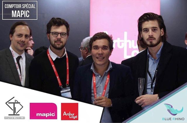 Cocktail MAPIC 2017 - Arthur Loyd