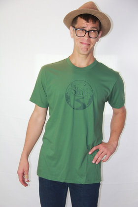 The Shire Unisex T-Shirt -- Pine