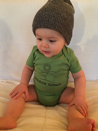 Berkshire Grown Onesie