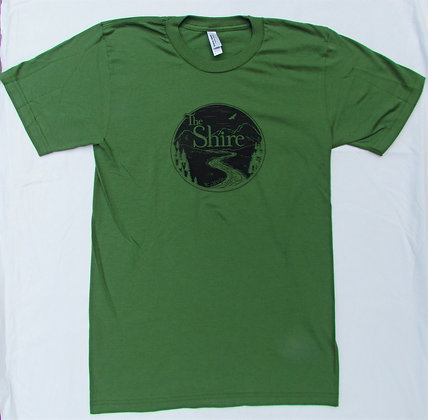 The Shire(Inverse Design) Unisex T-Shirt