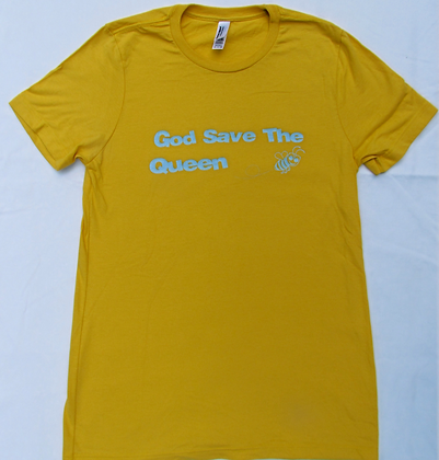God Save The Queen Women's T-Shirt