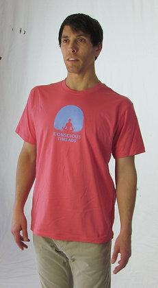 Conscious Threads Unisex Logo T-Shirt - Coral