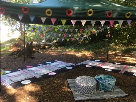 Where The Wild Things Are - arts and crafts forest party