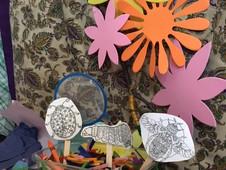 Tropical birds, bugs and butterflies workshop