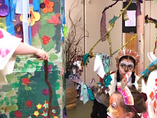 Nature and Conservation Holiday Art Club - February 2020
