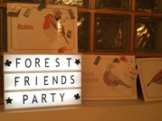 Forest friends party