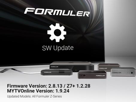 April 2018 Z-Series Update