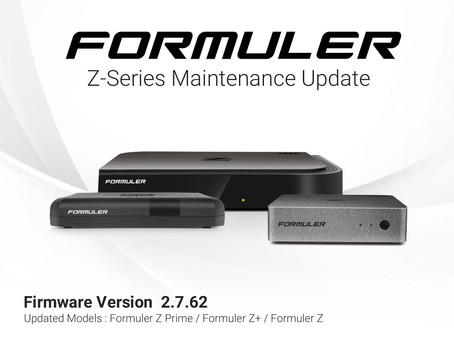 Z-Series Firmware Patch Released