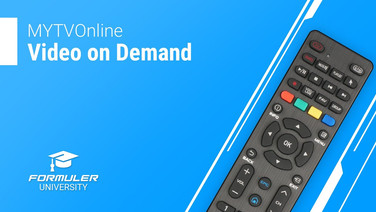 MYTVOnline Video on Demand