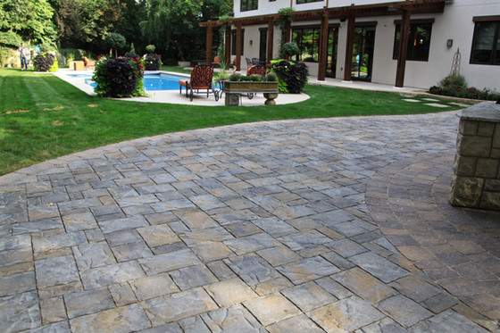 Why pay a professional to install your paver driveway or patio