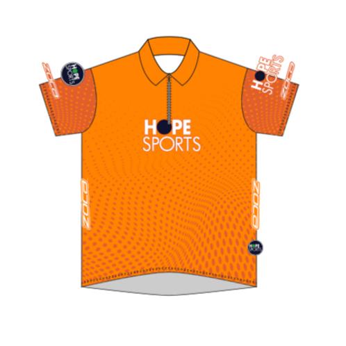 HOPE Women's Polo Shirt