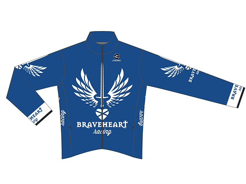 BRAVEHEART Men's Windbreaker Tour Jacket