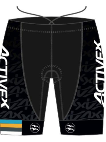ActiveX Mens Fast 100 Tri Shorts