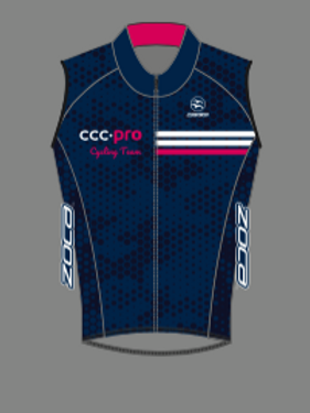 CCCpro Men's Tour Vest