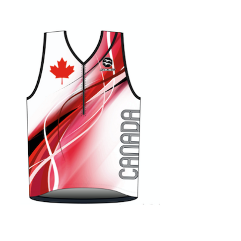 CAN Champ Women's ZX1 Tri Top