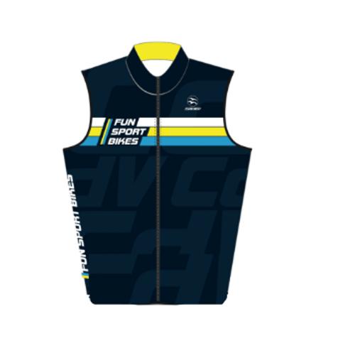 FSB Womens Sleeveless Tour Jersey