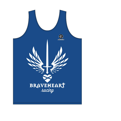 BRAVEHEART Women's Running Tank Top