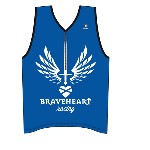 BRAVEHEART Girl's ZX1 Tri Top (youth)