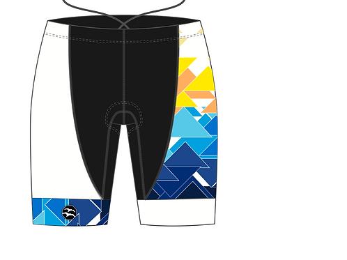 PRO-ASHVA Men's Fast 100 Tri Shorts