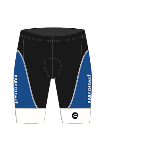 BRAVEHEART Mens Z1 Cycling Shorts