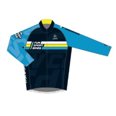 FSB Womens Long Sleeve Pro Jersey