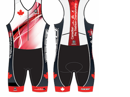 CAN TRI Champ ZX1  MEN'S TRI SUIT
