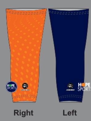 HOPE Unisex Knee Warmers