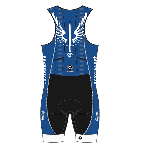 BRAVEHEART Women's Sleeveless Tri Suit