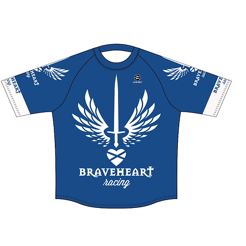BRAVEHEART Women's Tech Tee
