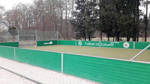 Kleinfußballfeld