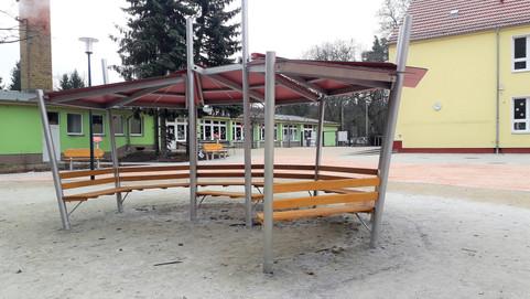 Sitzmöglichkeiten