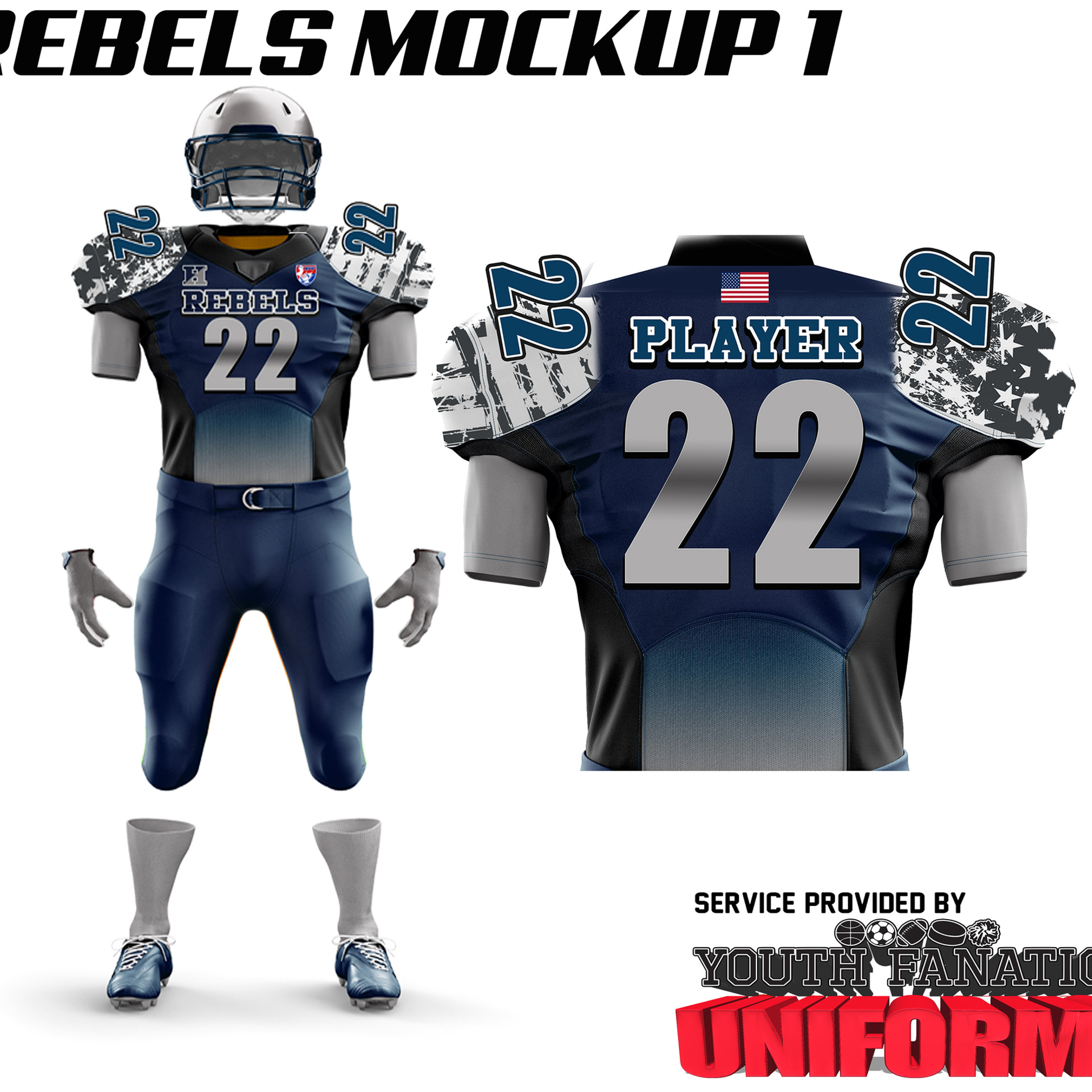 Howell Rebels Custom American Football Uniform Revision2.jpg