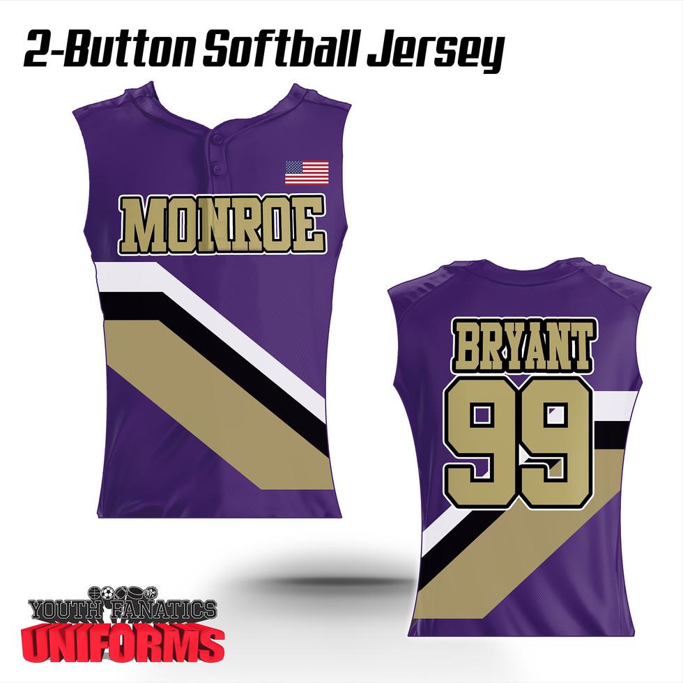 Custom Two Button Softball Jersey.jpg