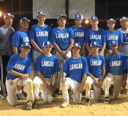 Langan Baseball Custom Uniforms