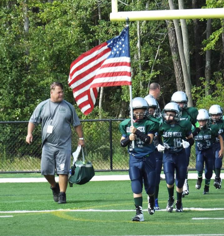 COLTS NECK COUGARS FOOTBALL-2