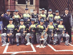 Titans Baseball Custom Uniforms