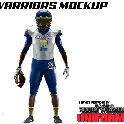 Warriors Custom Football Uniform.jpg