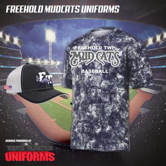 Mudcats Custom Baseball Uniform Package2