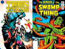 Novos Titãs e Monstro do Pântano CANCELADOS pela DC Comics