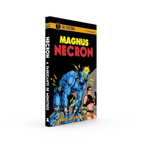 Necron - Volume 1: A Fabricante de Monstros