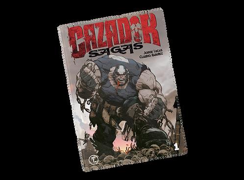 Cazador Sagas: Volume 01 - Viagens Inesperadas