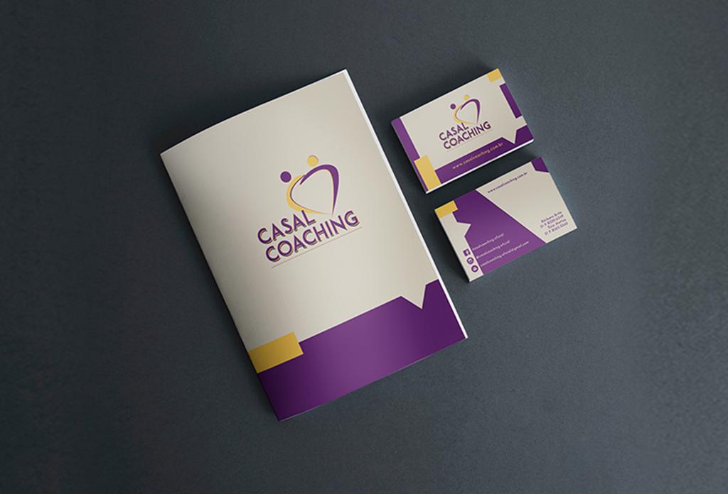 Branding Casal Coaching