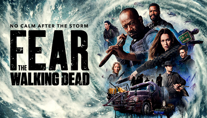 FEAR THE WALKING DEAD: A sexta temporada