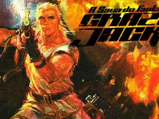 Crazy Jack: aventura e ficção ao melhor estilo dos anos 80.