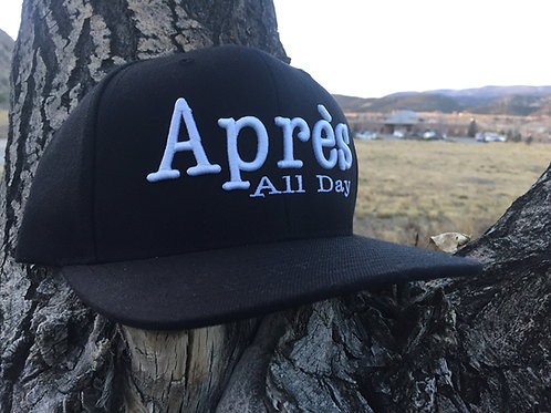 Après All Day Flat Brim