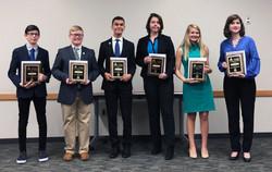 2018 Regional Contest winners