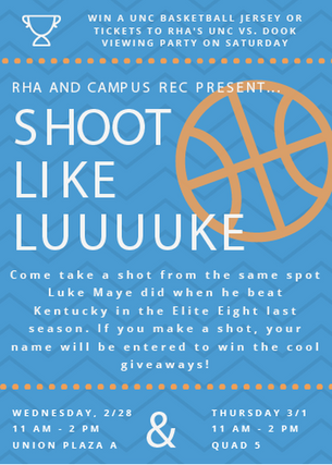 Shoot Like Luke Flyer.webp