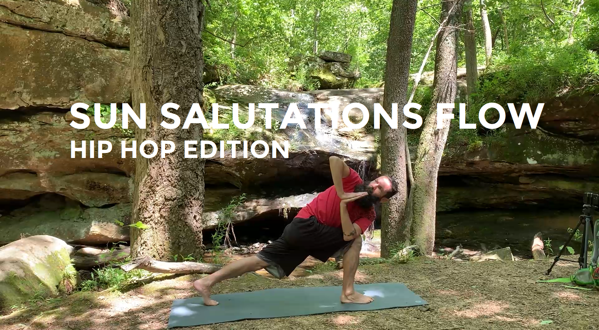 Sun Salutations Flow - Hip Hop