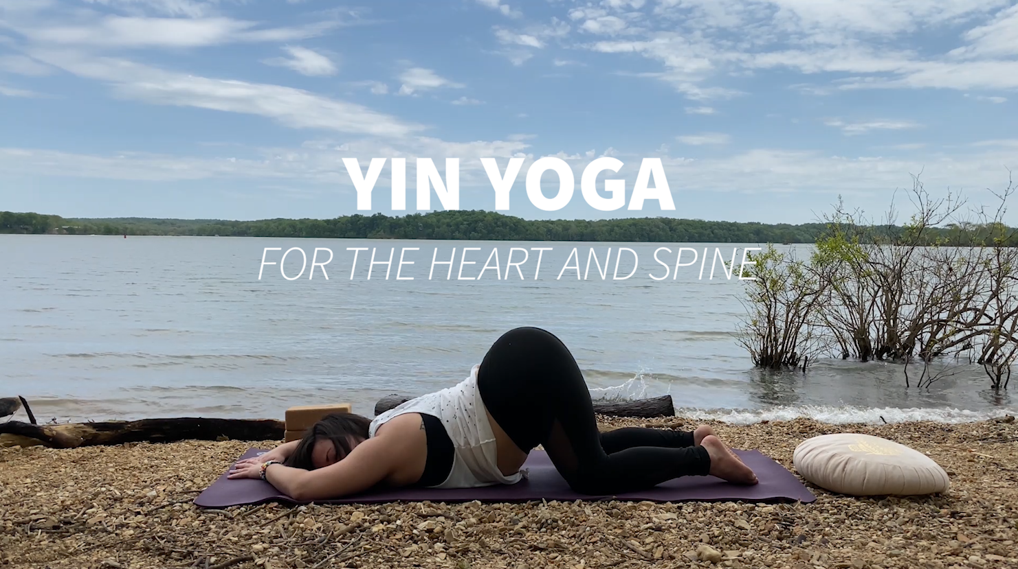 Yin Yoga for the Heart and Spine